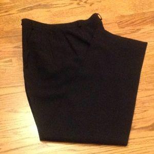 Jones New York black pants.